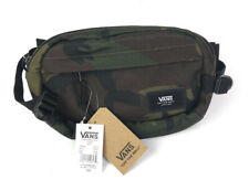 Vans Off The Wall Camouflage Camo Aliso II Hip Pack Fanny Bag NEW
