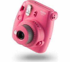 Instax Mini 9 Claro Instantáneo Estampado Cámara Con 10 Disparos Flamingo Rosa