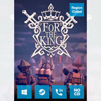 For The King for PC Game Steam Key Region Free