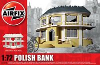 AIRFIX® 1:72 POLISH BANK UNDECORATED RESIN MODEL WAR GAMING DIORAMA A75015