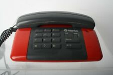Vintage 1980S Southwestern Bell Freedom Phone Telephone Red/Grey