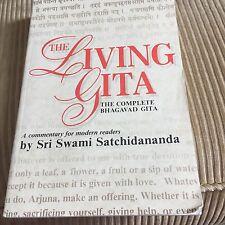 The Living Gita The Complete Bhagavad Gita