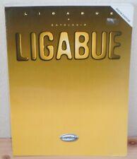 SPARTITO TABLATURE LIGABUE Antologia (Carisch 02) songbook guitar tab