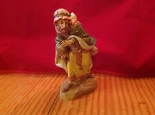 "Fontanini figurine Gaspar-part of 7.5""Heirloom Nativity Collection"