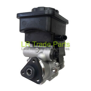 RANGE ROVER L322 3.0 TD6 NEW POWER STEERING PUMP ASSEMBLY QVB000230 (2002-2006)