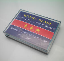 20Pcs HQ Summa D Blades for Summa D Vinyl Cutter Cutting Plotter 30° 45° 60°