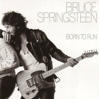 BRUCE SPRINGSTEEN Born To Run CD BRAND NEW
