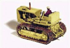 GHQ # 61011 1940s Tracked Crawler (Unpainted Metal Kit) HO MIB