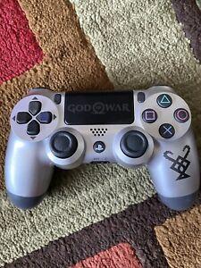 Original Sony Dualshock 4 God Of War Controller