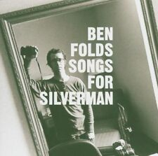 BEN FOLDS - SONGS FOR SILVERMAN - BRAND NEW AND SEALED CD **FREE UK POSTAGE**