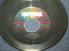 """Fats Domino """"The Big Beat/I want You To Know"""" 45"""