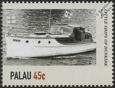 LATONA Motor Yacht Boat WWII Little Ships of Dunkirk Stamp
