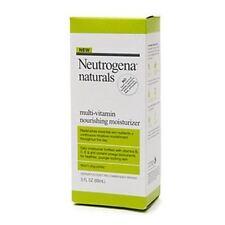 Neutrogena Naturals Multi-Vitamin Nourishing Moisturizer 3 oz (Pack of 3)