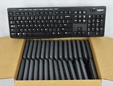 Lot of (30) Logitech K270 Wireless Keyboards 820-006477 Y-R0042 No USB Receivers