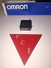 NEW OMRON Solid State Relay G3TA-ODX02S g3ta-0dx02s 12VDC NEW IN THE BOX!