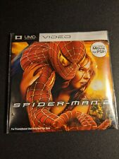 Spider-Man 2 Spiderman II Sleeve NFR Playstation Portable PSP UMD Movie NEW-!