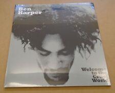 BEN HARPER Welcome To The Cruel World 2013 European limited vinyl LP SEALED