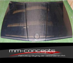 Carbon Motorhaube für 3er BMW E 30 M Performance M-Paket Hood Bonnet