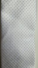Mens The Savile Row Company Silver and Blue Silk Tie