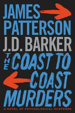 The California Murders by James Patterson (2020, Hardcover)
