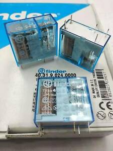 40.31.9.024.0000 Type40.31 Power Relay 10A 250VAC 5 Pins x 1pc