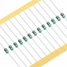 100Pcs 0307 Color Ring Inductor 22uH 0.5W Axial RF Choke Coil Inductor
