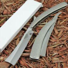 "10.5"" DEFENDER EXTREME VERY SHARP Straight Razor Knife NEW SHAVING"