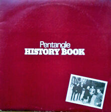 PENTANGLE - HISTORY BOOK - TRANSATLANTIC LP - U.K. PRESSING - JANSCH, RENBOURN