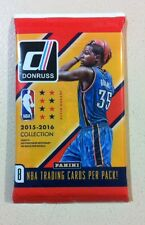 NBA Donruss Basketball Cards 2015/16 Retail Exclusive Pack