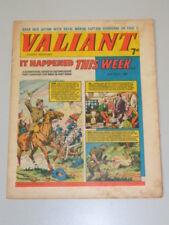VALIANT 3RD JULY 1965 FLEETWAY BRITISH WEEKLY COMIC*
