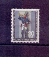 Berlin 1954 - Postillion - MiNr. 120 b postfrisch geprüft - Michel 35,00 € (528)