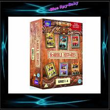 HORRIBLE HISTORIES - COMPLETE SERIES SEASONS 1 2 3 4 5 6 *** BRAND NEW BOXSET***
