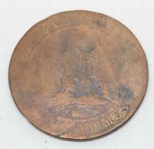 M289 : 10 Centimes Napoléon III 1861BB Voir Photos Contractuelles