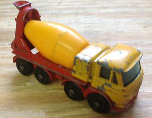 Lesney Matchbox Series #21 Foden Concrete Truck! See Pics!