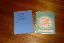 Collectable Vintage 1944 Book 'HERE WAS GLORY' by J. F. DETTMAN -1st Edition