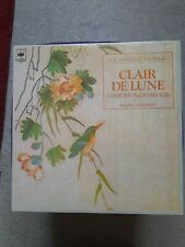 Debussy-Philippe Entremont – The Poetry of the Piano - Clair De Lune (CBS61068)