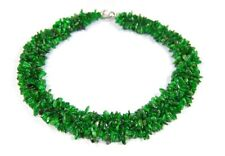 Gorgeous Splitter Chain Gemstones Diopside multiple-row