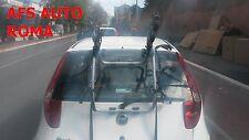 PORTABICI POSTERIORE 3 BICI PER FIAT PUNTO 1200 8V ANNO 2004 BICI UOMO DONNA MB