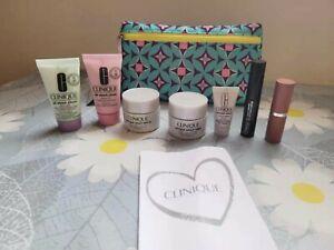 Clinique Gift Set 8 piece Makeup/skincare set - NEW items 8