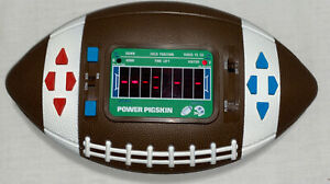 Vintage Power Pigskin Electronic head to head Football Game by Regency Works