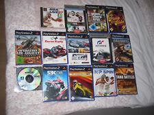 Spielesammlung 14 Games Spiele PS2 Playstation 2
