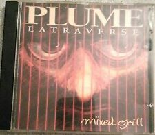 Plume latraverse mixed grill  CD
