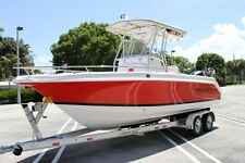 2006 Proline 24 Super Sport  - Suzuki 250 Four Stroke - VIDEO TOUR - FL