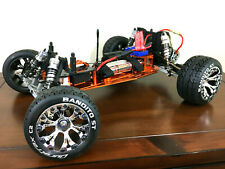 Traxxas Rustler 2WD, Custom On-Road Rustler