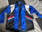 Glasgow Rangers Rain Jacket Adidas Rare Vintage Football Coat