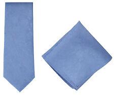 Michelsons UK - Subtle Flower Silk Tie & Pocket Square Set