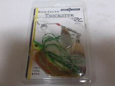 Luck E Strike Rick Clunn Trickster Spinnerbait,3/4oz.,Shell Cracker