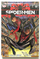 SPIDER-MEN HC Hardcover Sealed Miles Morales Bendis Spider-Man