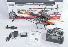 s-idee V913 ferngesteuerter Hubschrauber Helikopter 2,4Ghz 4.5 Kanal Heli 01142