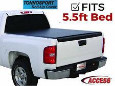 Access TonnoSport Tonneau Truck Bed Cover (fits) 2017 -2018 Nissan Titan 5.5 FT